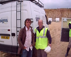 Commercial Signs Our Clients Include Richard Hammond