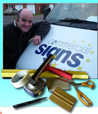 Shaun Hodgett - MD, Commercial Signs